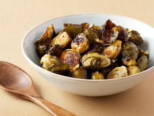 roasted brussels sprouts for thanksgiving side