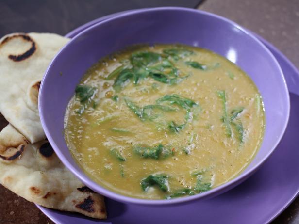 Fleuris curry lentil soup recipe rachael ray food network fleuris curry lentil soup forumfinder Choice Image