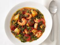 Shrimp and Chorizo Stew