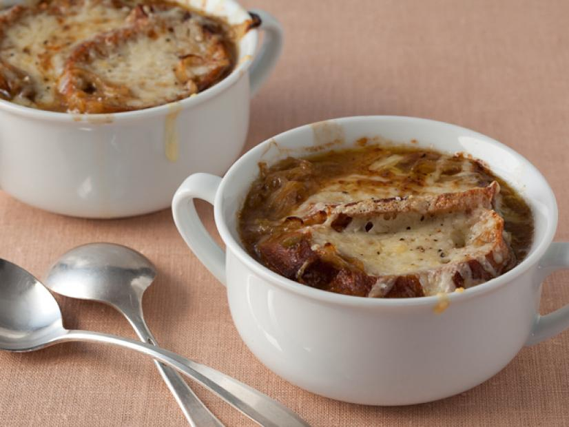 Country Kitchen French Onion Soup french three onion soup recipe | food network kitchen | food network