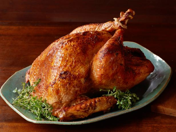 Oven Roasted Turkey Recipe The Neelys Food Network