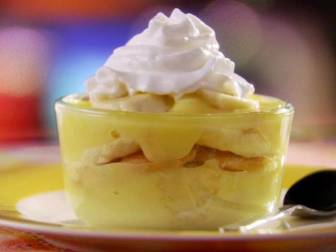 Bananarama Wafer Pudding
