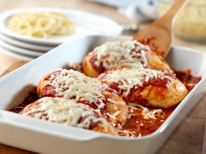 Quick Chicken Parmesan Recipe Food Network