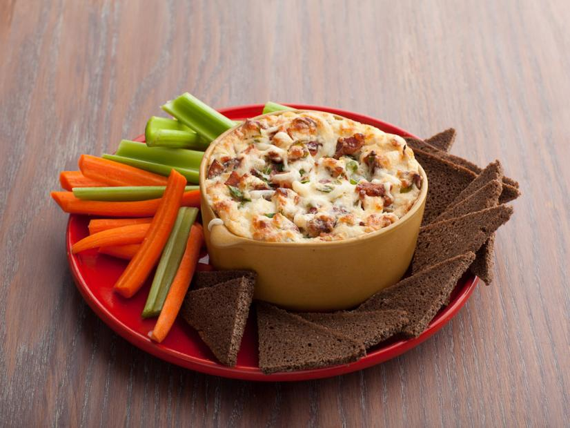 Swiss And Bacon Dip Recipe Rachael Ray Food Network