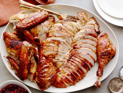 Cajun Brined Turkey-Two Ways