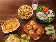 Football season is here and Food Network Magazine wants to know how you prepare for the big game.