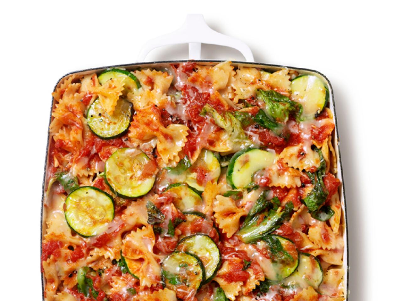 Mix and match baked pasta recipes and cooking food network baked cavatappi with artichokes and fennel forumfinder Images