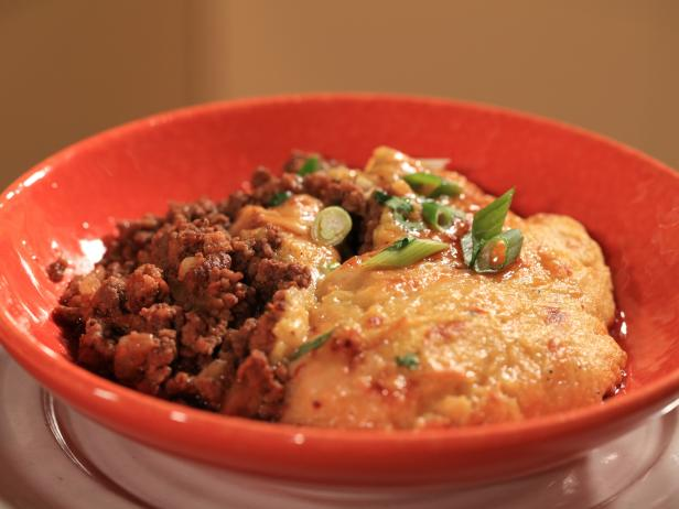 Beef and Pork Tamale Pie