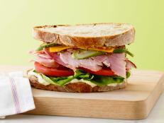 The editors of Food Network Magazine want to know how you build your ultimate sandwich.