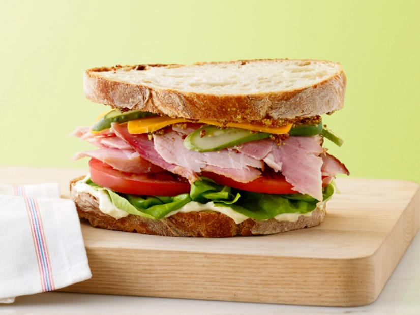 Ultimate Ham Sandwich Recipe Food Network Kitchen Food Network