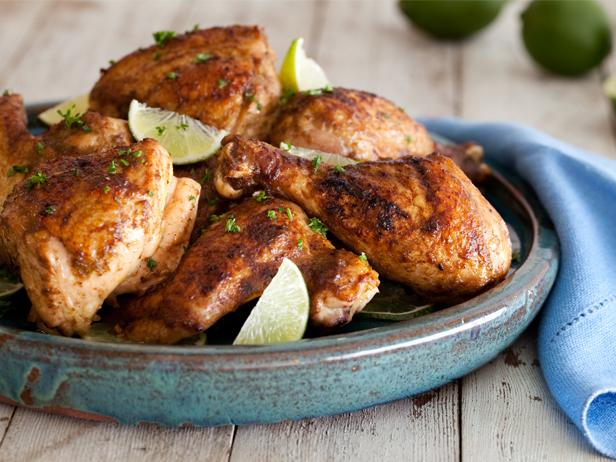 The Ultimate Jerk Chicken