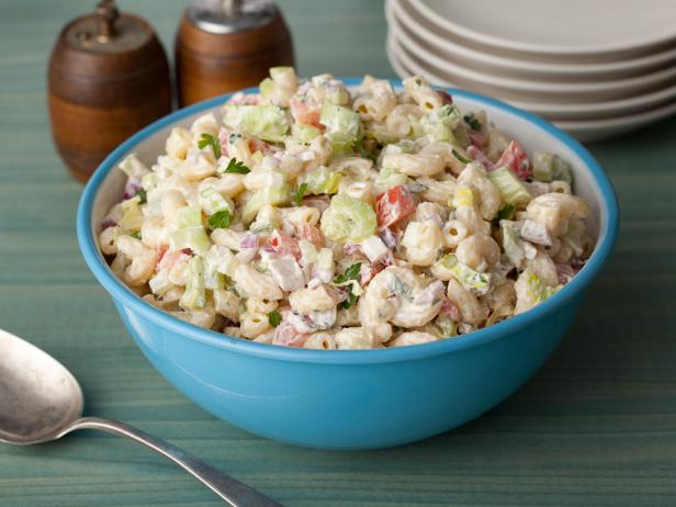 American macaroni salad recipe food network kitchen food network american macaroni salad forumfinder Images