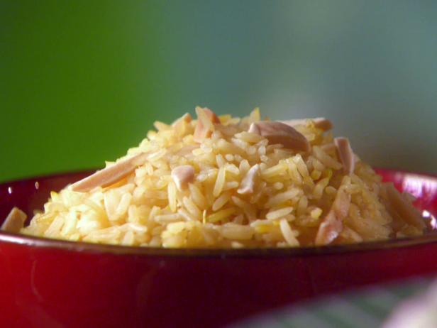 Saffron basmati rice recipe sunny anderson food network saffron basmati rice forumfinder Gallery
