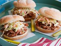 Pulled Pork Barbecue