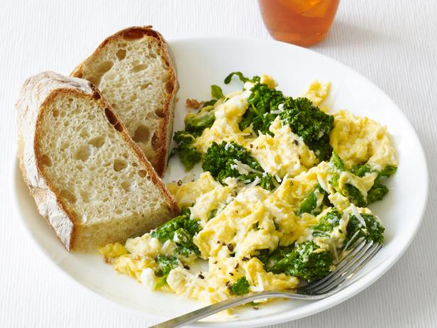 Food Network Scrambled Eggs