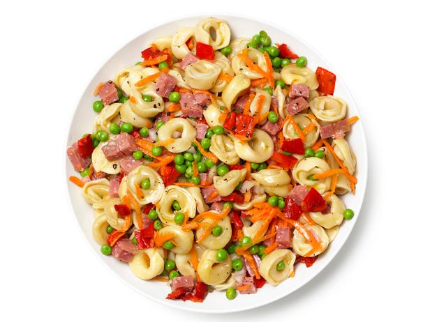 Tortellini Pasta Salad Recipe Food Network