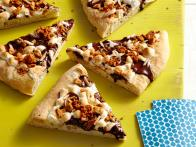 S'more Pizza