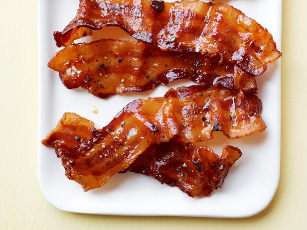 Maple-Pepper Bacon