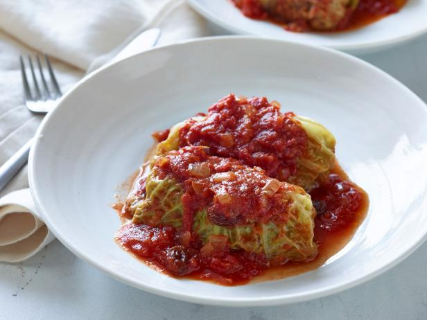Stuffed cabbage recipe ina garten food network Ina garten chicken casserole recipes