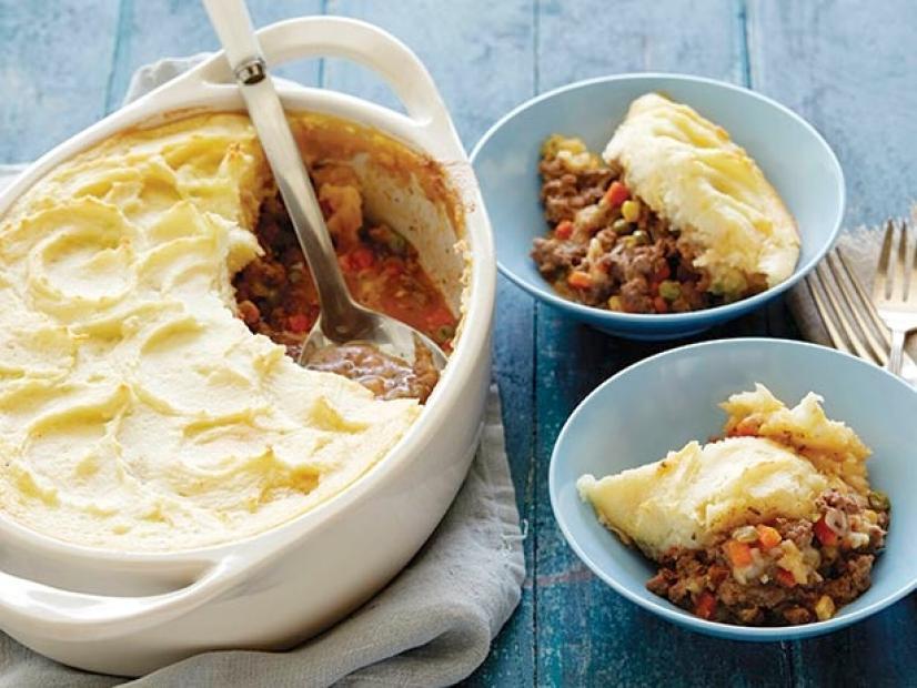 Shepherd's Pie Recipe | Alton Brown | Food Network  Shepherd's ...
