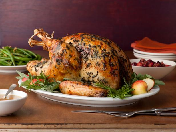 Thanksgiving Countdown Planner Food Network