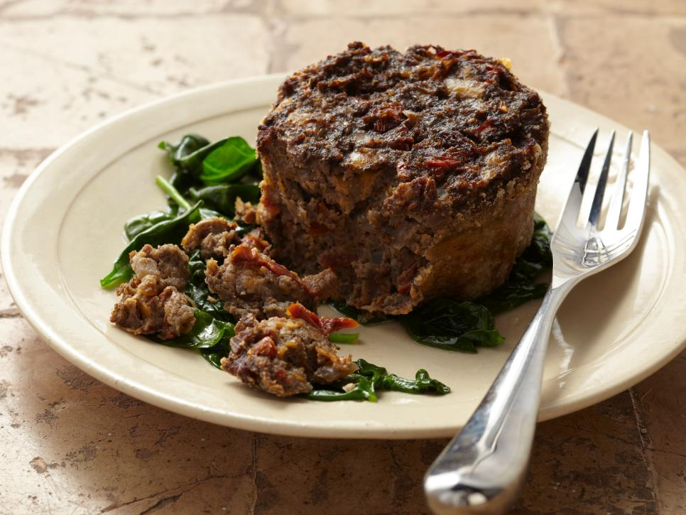 Turkey And Beef Meatloaf Food Network