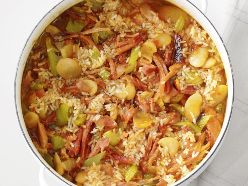 Ham jambalaya recipe food network kitchen food network forumfinder Gallery