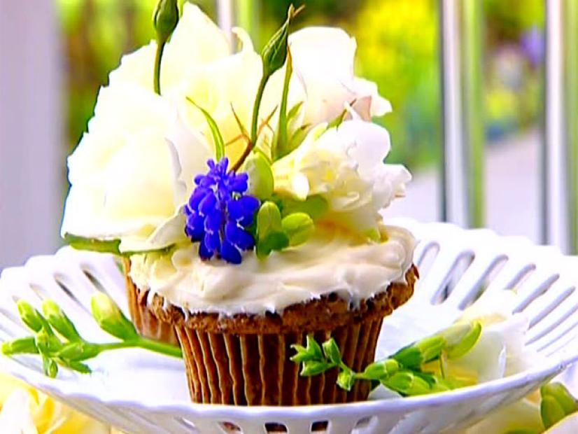 Carrot Cake Cupcakes Recipe Ina Garten Food Network