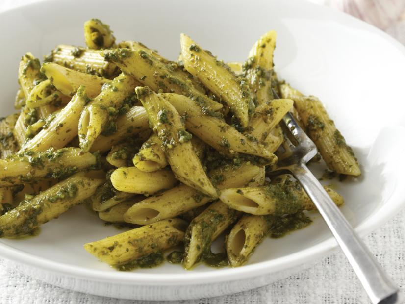 Penne with pesto recipe food network kitchen food network forumfinder Gallery