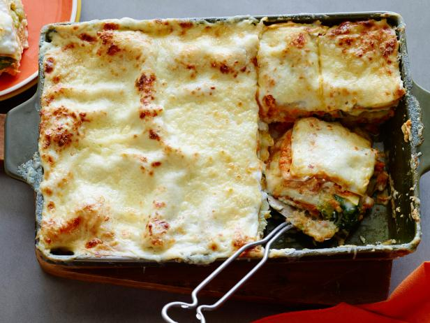 Pumpkin Lovers Lasagna