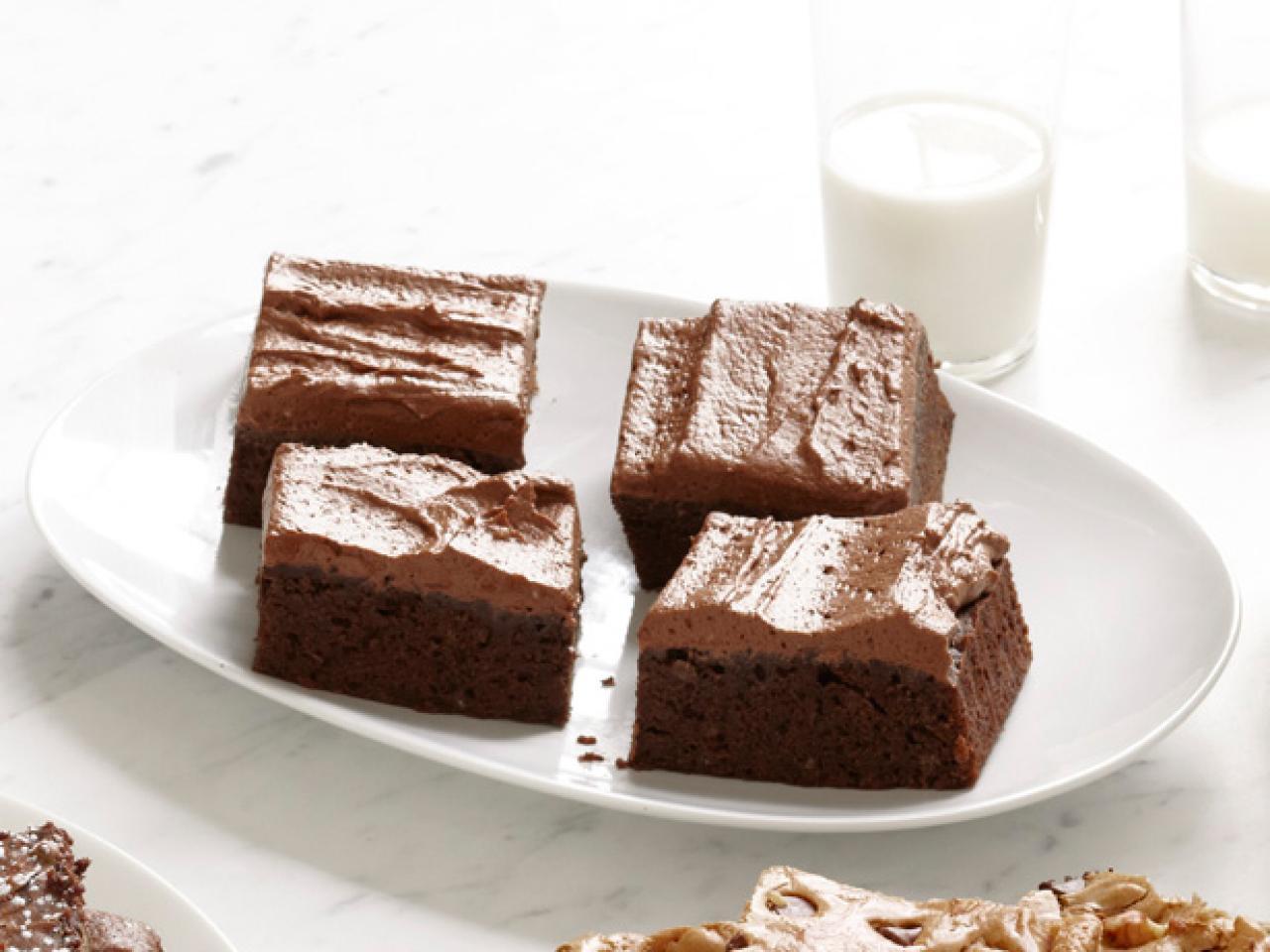 Food Network One Bowl Brownies