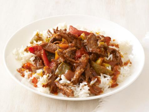 Slow-Cooker Ropa Vieja