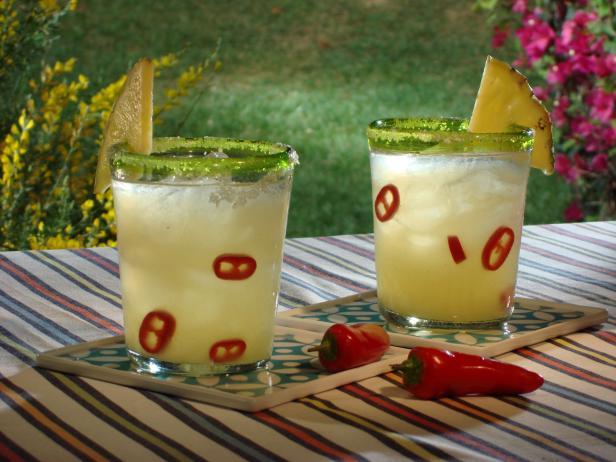 Pineapple Chile Margarita