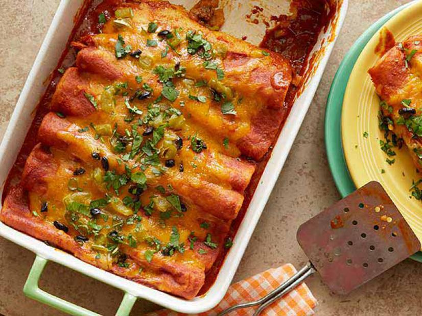 Simple Perfect Enchiladas Recipe Ree Drummond Food Network