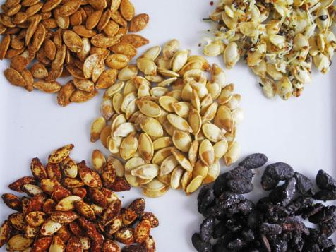 Reinvented: Pumpkin Seeds 5 Ways