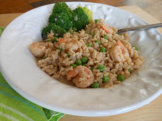 Shrimp Risotto | Food Network Healthy Eats: Recipes, Ideas, and Food News | Food Network