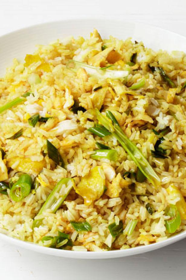 Curry fried rice recipe food network kitchen food network forumfinder Images