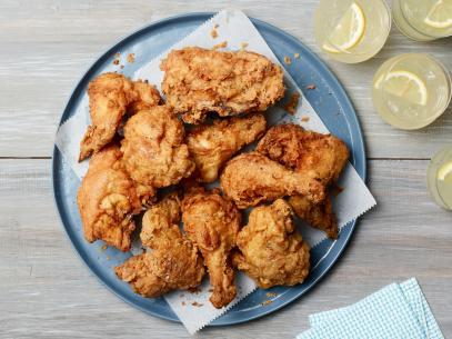 Fried Chicken Recipe | Alton Brown | Food Network