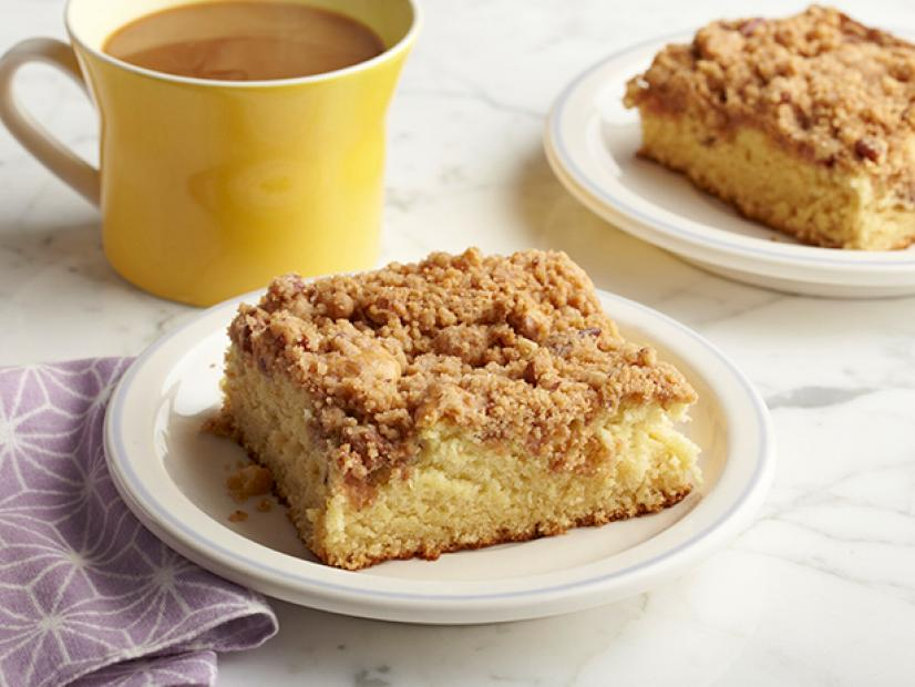 Deluxe Coffee Cake Recipe Alex Guarnaschelli Food Network