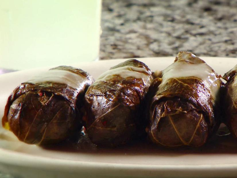 Grape Leaves Recipe Food Network