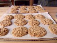 The Oatiest Oatmeal Cookies Ever