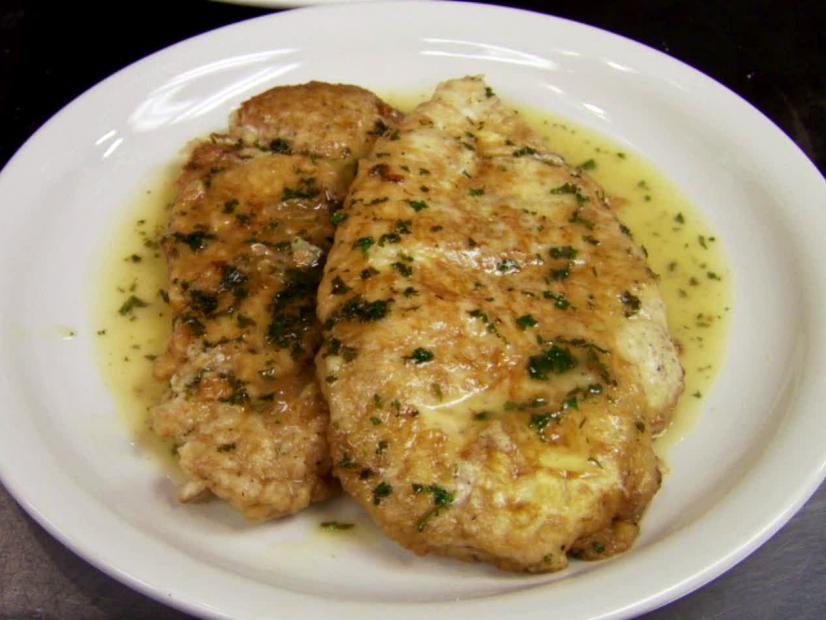 Chicken Francese Recipe Robert Irvine Food Network