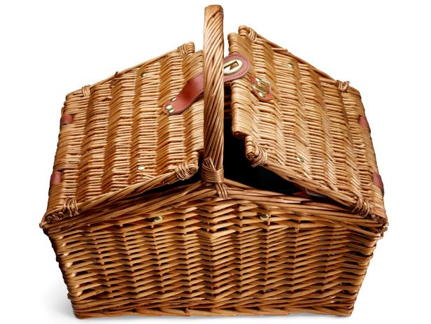 chopped basket