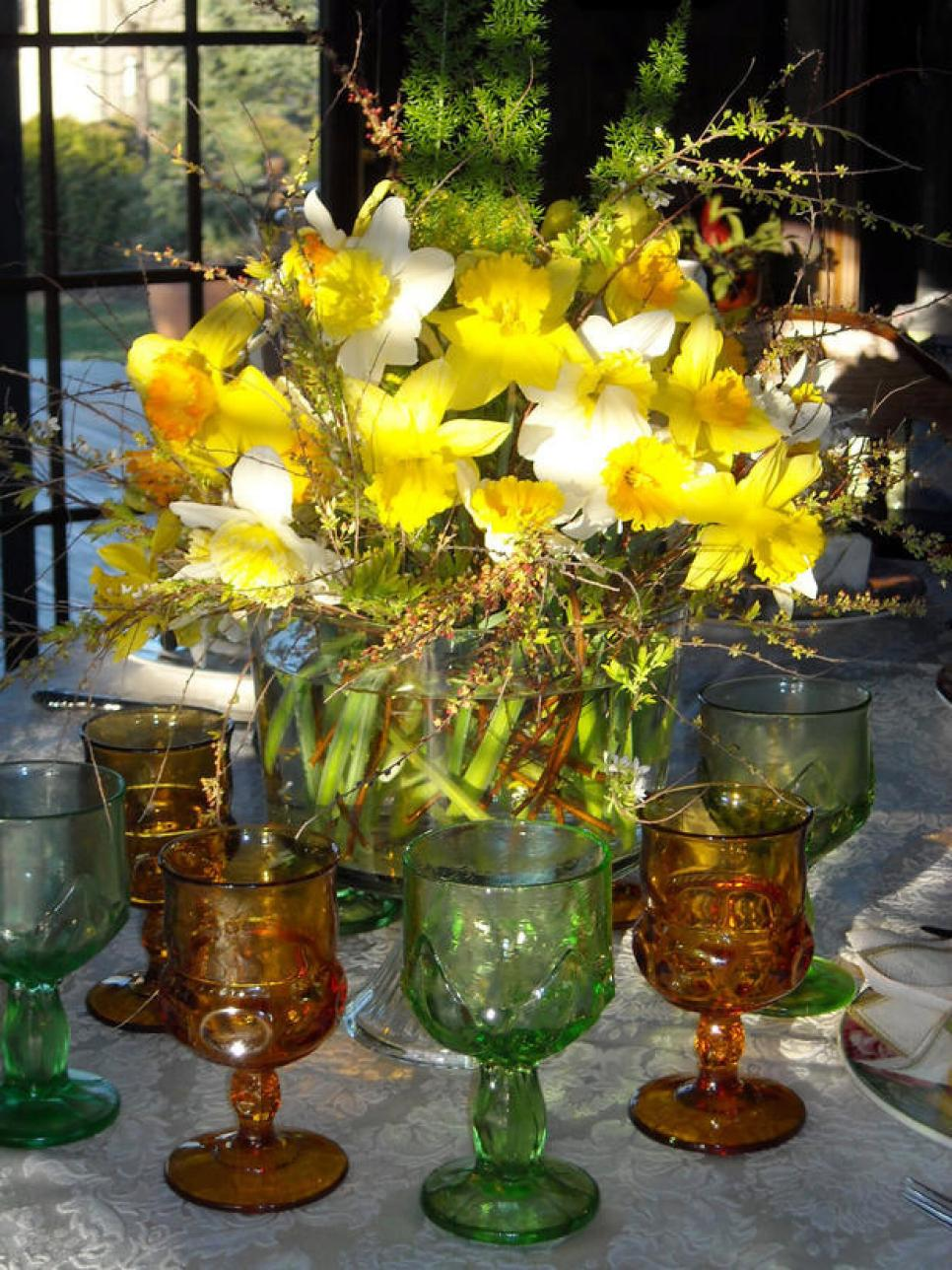Summer table centerpiece ideas food network