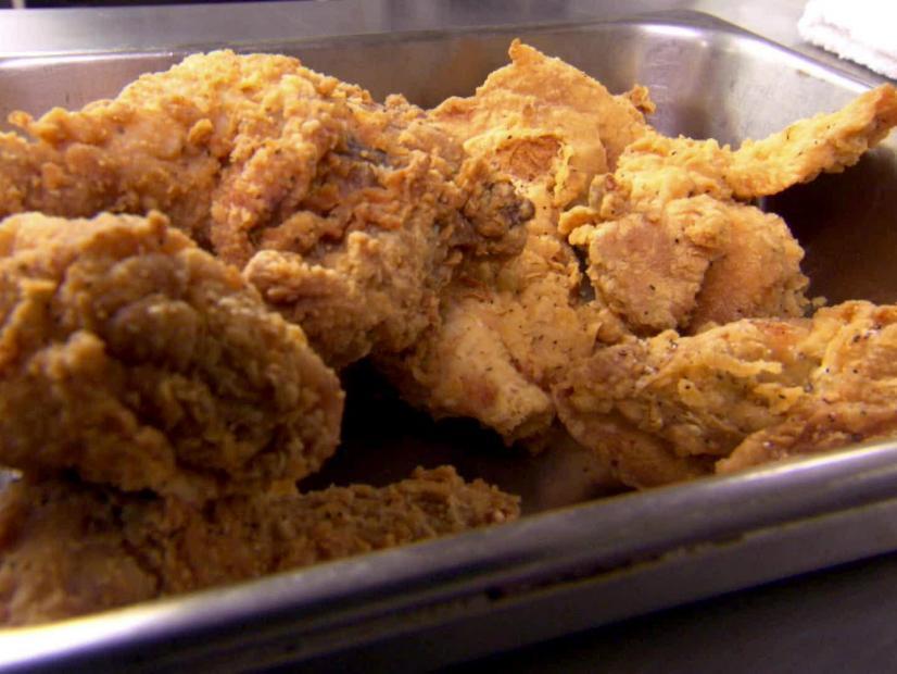 Southern Fried Chicken Recipe Robert Irvine Food Network