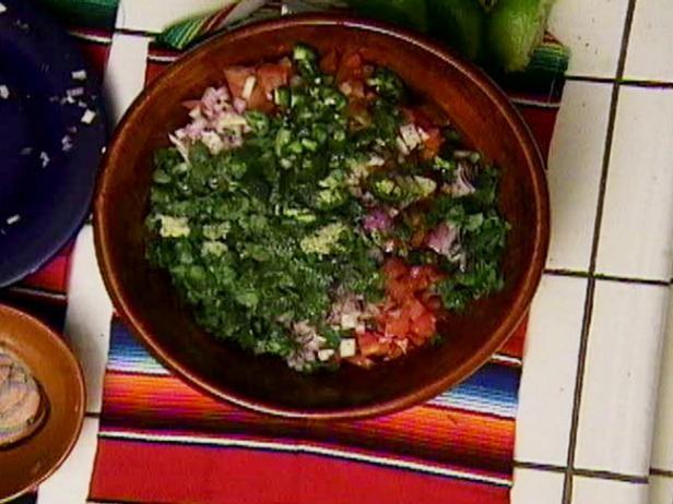 Salsa fresca recipe tyler florence food network salsa fresca forumfinder Images