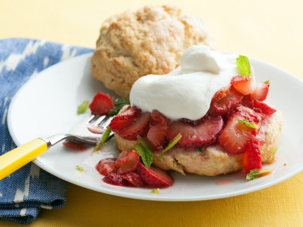 Summer shortcake recipes recipes dinners and easy meal ideas stone fruit shortcakes with mascarpone cream forumfinder Image collections