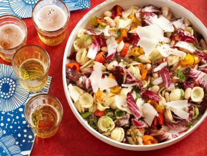 Bow Tie Pasta Salad Recipe Jamie Deen Food Network