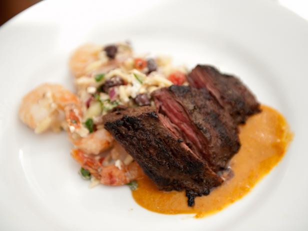 Orzo Shrimp Recipes Food Network