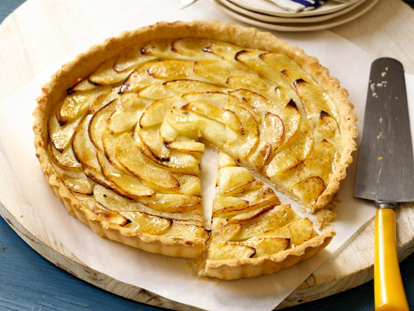 Classic Apple Tart Recipe Melissa D Arabian Food Network